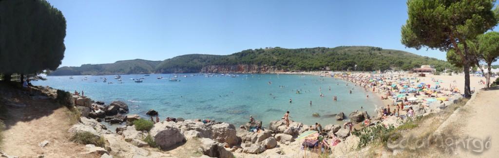 Playa de Cala Montgó